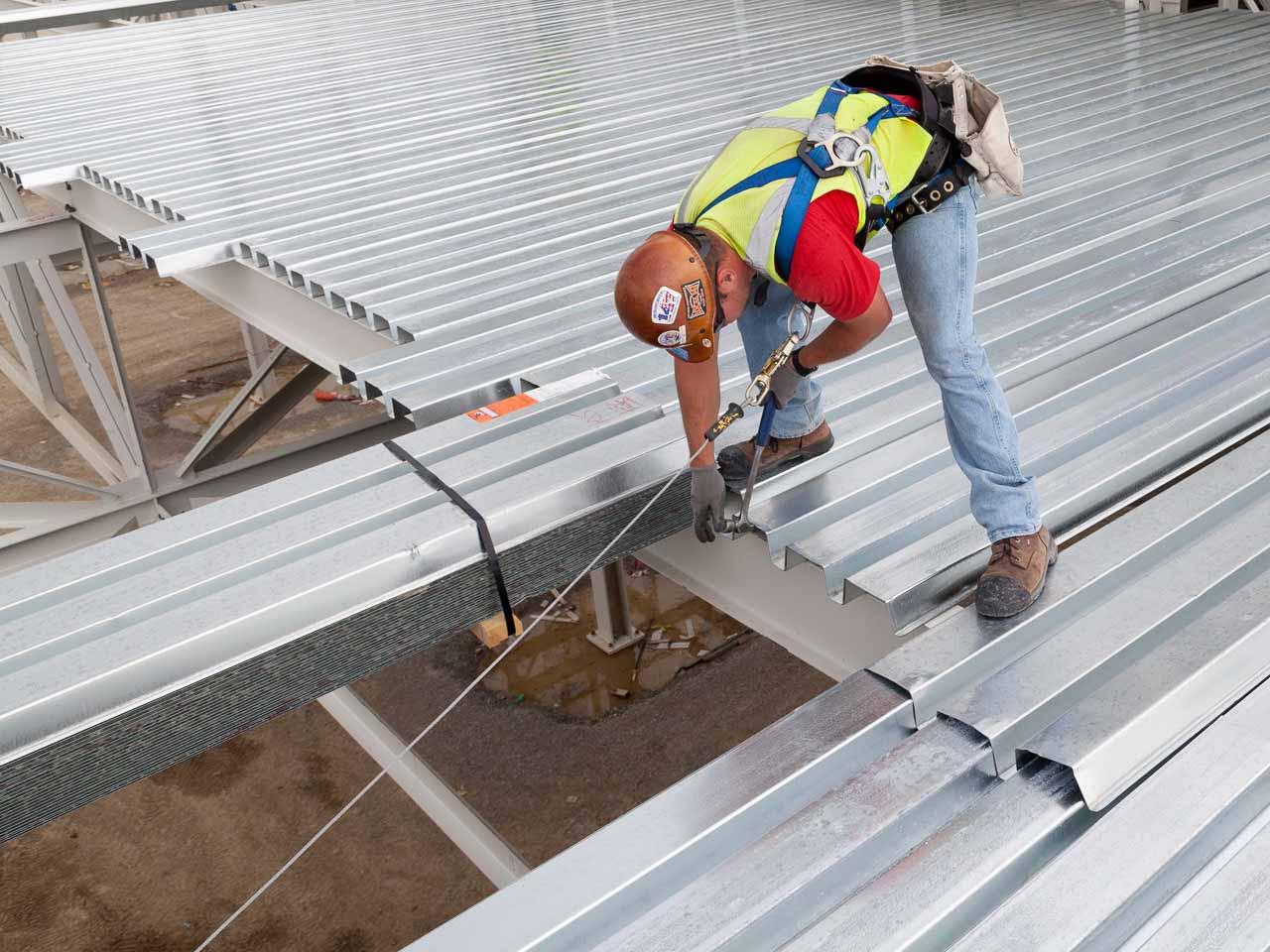 Citysteel Structural Steel Deck Amp Stud Contractor